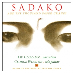 Sadako and the Thousand Paper Cranes Album Cover